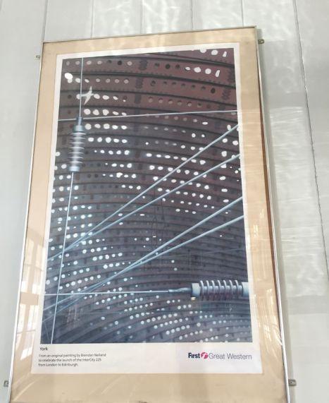 First GW poster Newton Abbot_1 Brendan Neiland